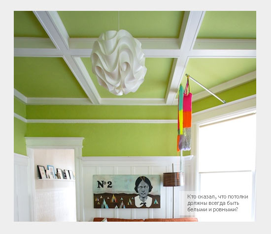 Декоративные балки в дизайне потолков