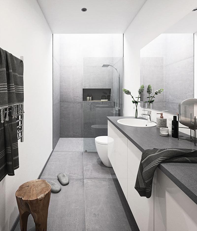 Основные правила дизайна современной ванной комнаты