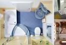 Расширяем пространство ванной комнаты