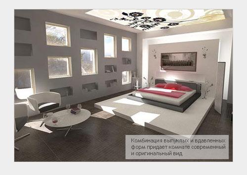 Окна разных размеров в дизайн интерьера