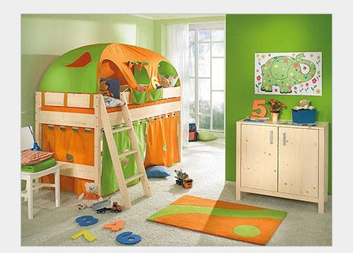 Забавная мебель для детской комнаты