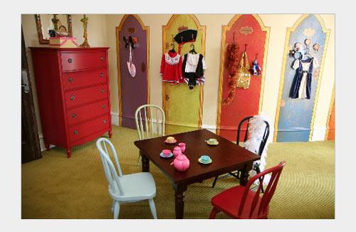 Забавная детская мебель