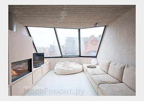 Увеличение размеров комнаты