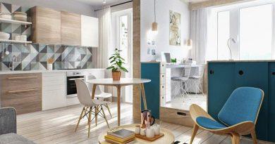 Большие идеи для маленьких квартир