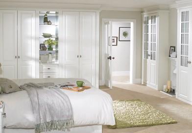 Белая спальня. Идеи декора и фото