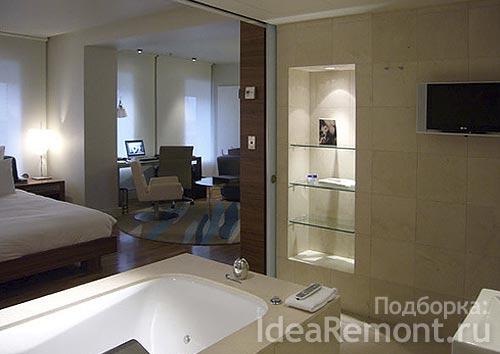 Дизайн ниши в интерьере квартиры