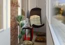 Дизайн балкона в квартире: 12 фото оформления балкона