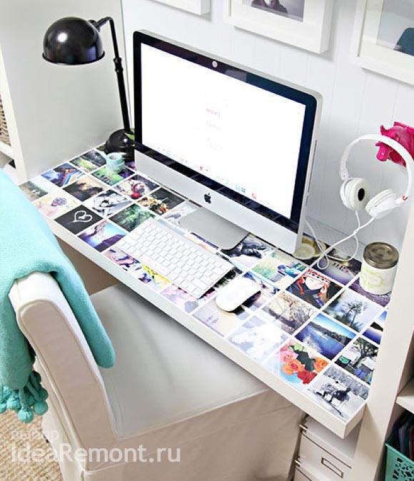 несколько идей домашнего офиса