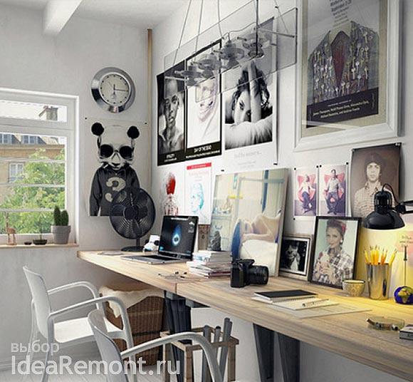 Идеи домашнего офиса