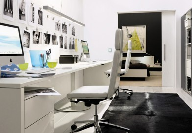 Несколько идей как обустроить домашний офис