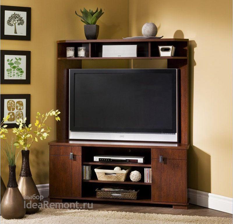 угловая мебель для ТВ