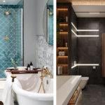 Секреты стильной ванной комнаты