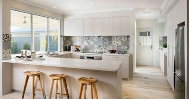 Современный дизайн кухни: 3 основных правила