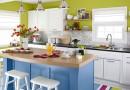 Какой выбрать цвет кухни: значения цветов