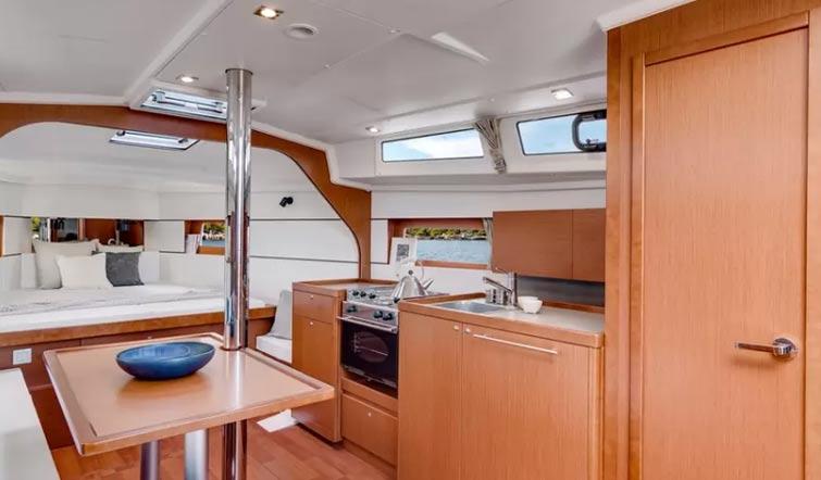 Секреты интерьеров яхт для малогабаритных квартир