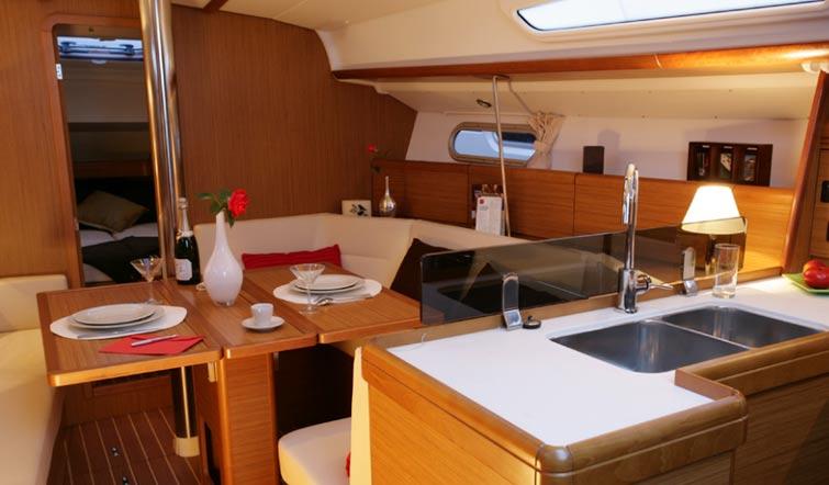 Секреты интерьеров яхт для малогабаритной квартиры