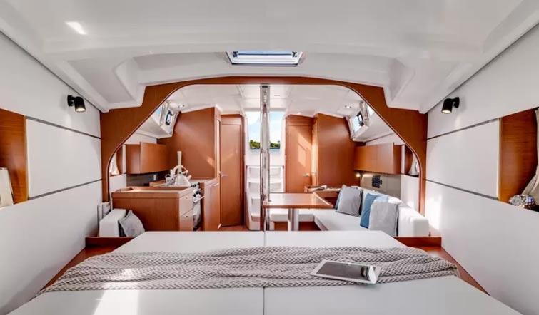 Интерье яхт в дизайне малогабаритных квартир