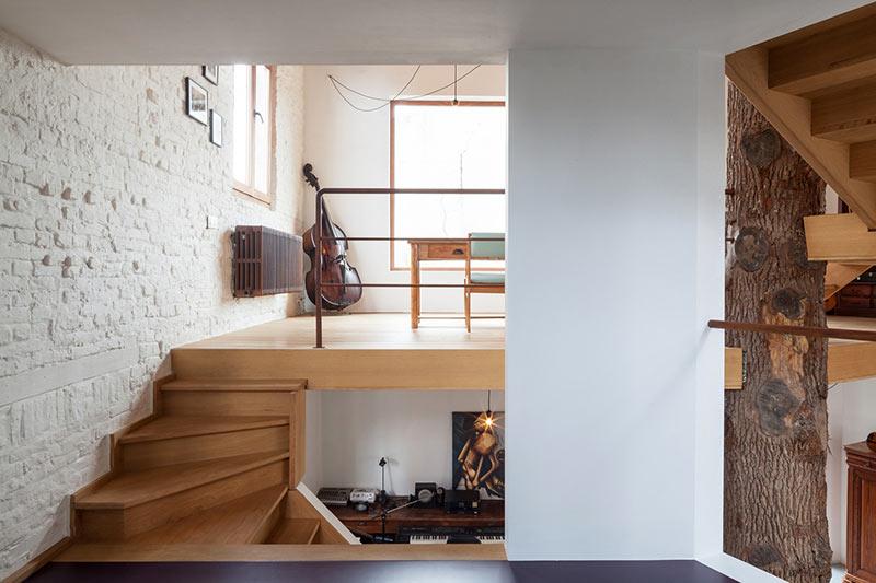 Квартира в эко стиле
