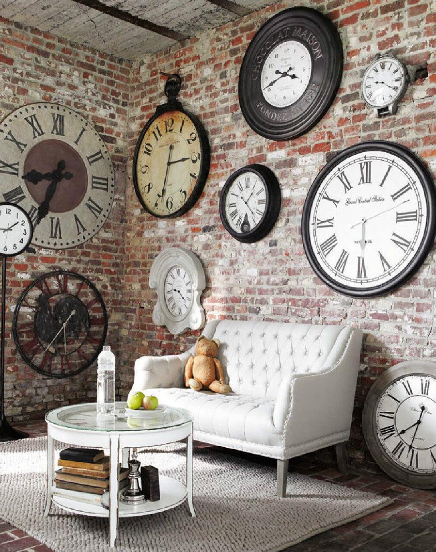 Коллекция настенных часов