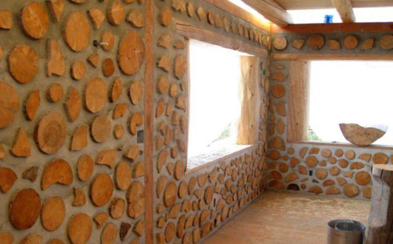 Текстура стен очень необычна
