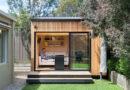 Гостевой домик для дачи – 3 современных варианта