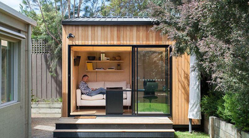 Гостевой домик на участке - 3 современных варианта